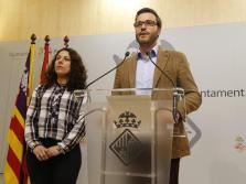 Angélica Pastor y José Hila