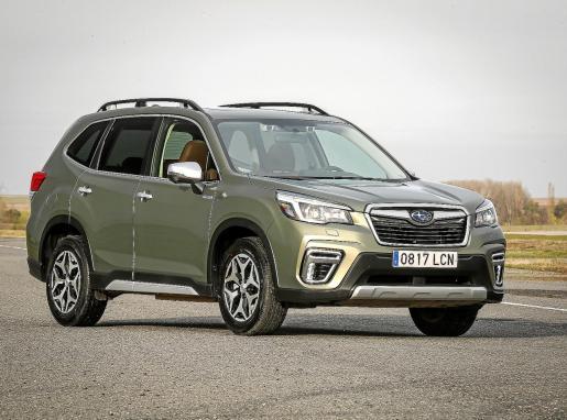 Un modelo híbrido con ADN 100 % Subaru.