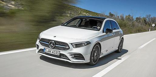 Mercedes-Benz es el líder en el segmento Premium en España.