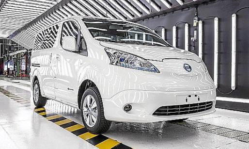 Nissan cerró el año pasado con el liderazgo de vehículos eléctricos en España.