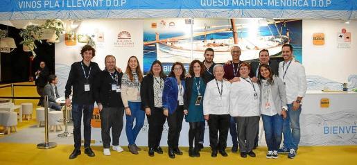 Una docena de marcas, empresas y denominaciones de origen mallorquinas participan en Madrid Fusión 2020, la feria gastronómica más importante del país.