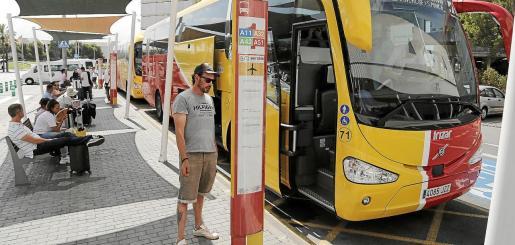 Uno de los departamentos del Govern que prevé un mayor incremento en las sanciones es el de transporte terrestre.