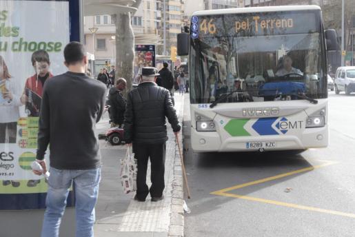 Los residentes en numerosos municipios de la Part Forana también tienen descuentos en la EMT de Palma.