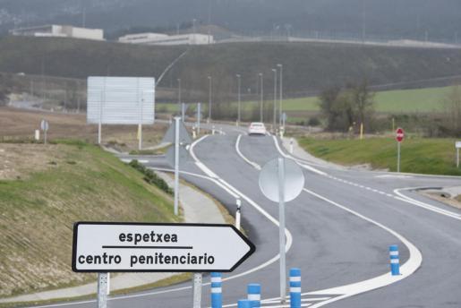 La cárcel de Zaballa es una de las que propone el Gobierno vasco para los presos de ETA.