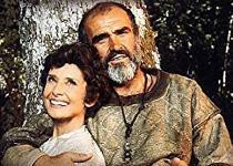 Fotograma de la película 'Robin y Marian' que se proyecta en Palma.