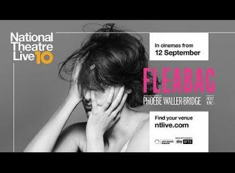 National Theatre Live: Fleabag | Trailer