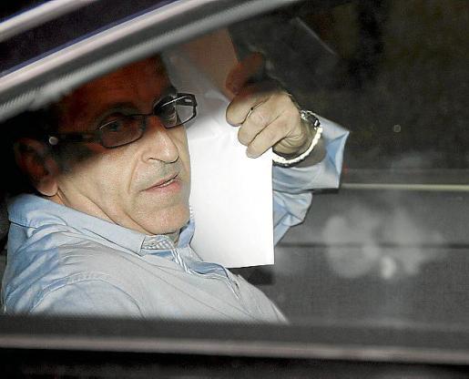El exjefe de la Policia de Calvià José A. Navarro. Foto: A. S.