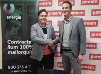 Convenio de colaboración de PIMEM y U Energia