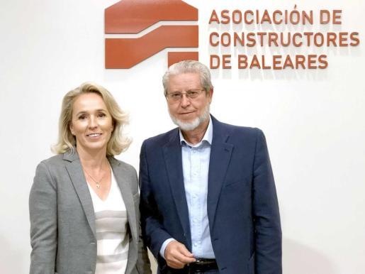 Fanny Alba presidirá la Asociación de Constructores de Baleares.