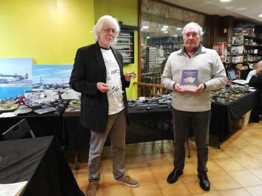 Rainer Gau y Gaspar Salom han investigado el papel aéreo en la guerra.