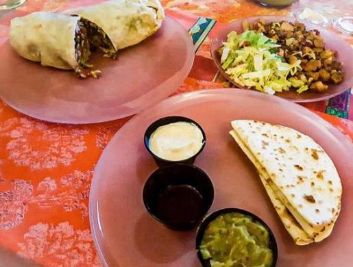 Comida mexicana de calidad en Chipilín Mexican Corner.