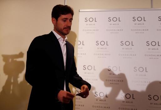 Victor Sanchez del Amo en rueda de prensa.