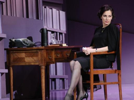 Natalia Millán protagoniza 'Cinco horas con Mario', de Miguel Delibes.