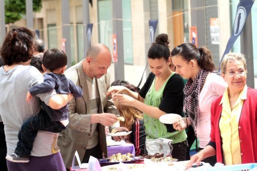 El público podrá degustar recetas de distintos países, como Cuba, Argentina, Senegal o Marruecos, entre otros.