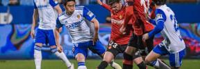 El Real Mallorca naufraga en la Copa