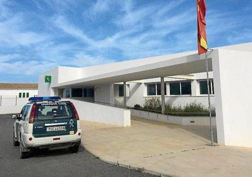 Imagen de archivo de la Guardia Civil en Formentera.