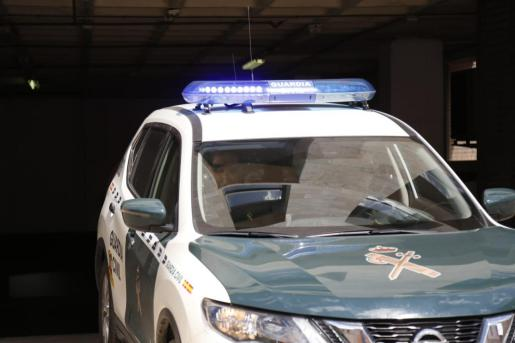 Uno de los jóvenes implicados fue detenido por la Guardia Civil de Calvià.