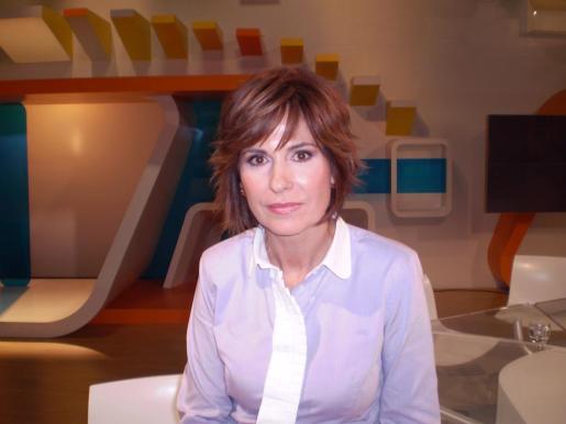 Concha García Campoy, en una imagen de archivo.