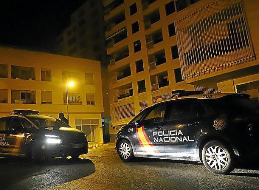 La Policía Nacional, al frente de la investigación.