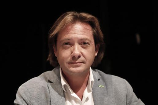 Jorge Campos, presidente de Vox.