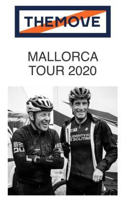 Cartel de la 'The Move Mallorca 2020'.