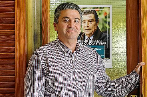 Guillem Cladera, director de Natzaret.