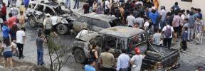 Al menos 6 muertos, entre ellos 2 niños, tras una explosión en un camión de gas en Lima