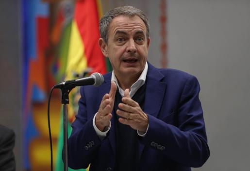 El expresidente del Gobierno de España José Luis Rodríguez Zapatero.