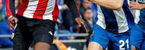 Iñaki Williams denuncia insultos racistas en el RCDE Stadium