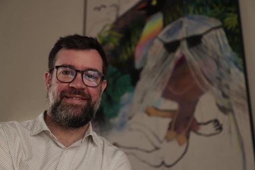 Antoni Noguera, regidor de Bienestar Social.