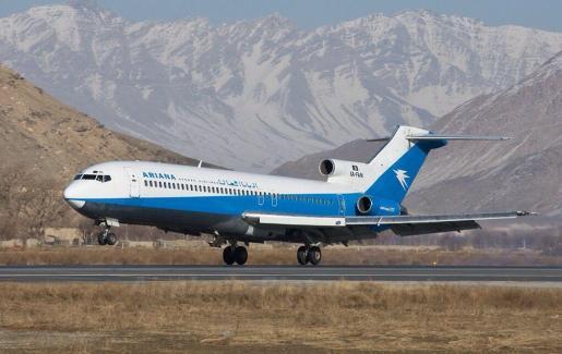 Imagen de archivo de un avión de la compañía Ariana.