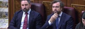 Abascal y Espinosa cobraron sueldos del exilio iraní, según la prensa nacional