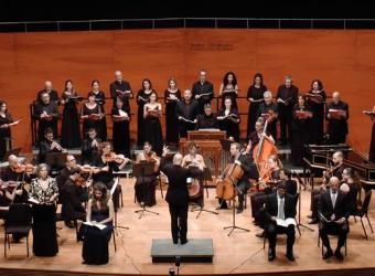 Concierto número cien de temporada de la Fundació Studium Aureum