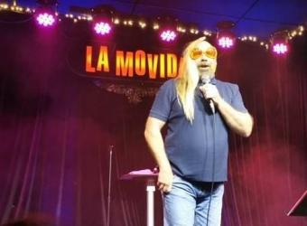 Juanjo presenta un monólogo en La Movida
