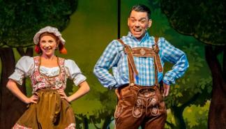 El musical de Hansel y Gretel en el Auditórium de Palma