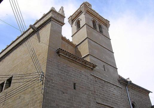 Iglesia de Sant Felip Neri, de Palma, de la Congregacion Oratoriana.