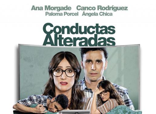 El Auditórium de Palma acoge el espectáculo de Ana Morgade y Canco Rodríguez 'Conductas alteradas'.