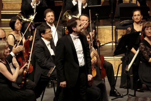 Enrique Bernaldo de Quirós estará en el II Festival de Música George Sand.