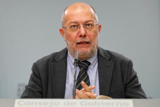 Francisco Igea, vicepresidente de la Junta de Castilla y León y miembro de Ciudadanos.