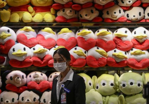 España es uno de los países que más compra online en China.