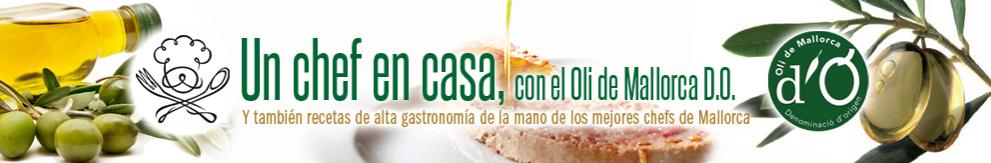 Cocina con Oli de Mallorca