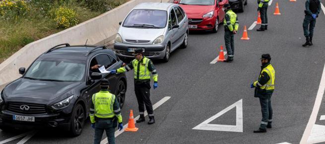 La policía identifica en un día a cerca de 4.000 personas en los 300 controles realizados en Baleares