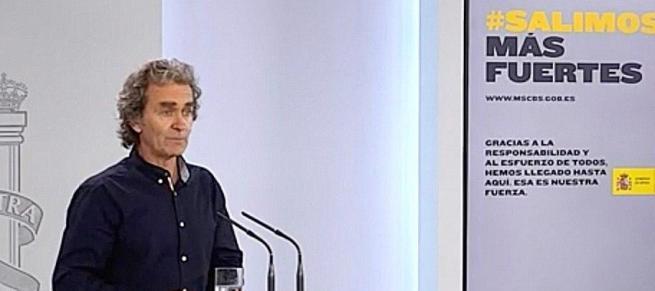 Simón dice que el exceso de mortalidad en España no se puede achacar directamente al coronavirus