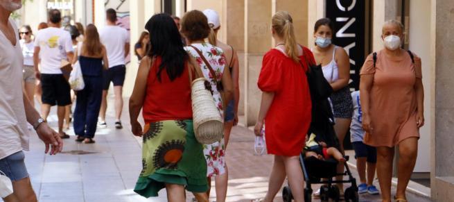 El uso de la mascarilla será obligatorio en Baleares a partir de este fin de semana