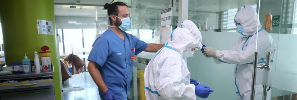 Aumenta la presión sanitaria en Baleares
