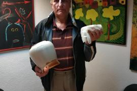 Un desahuciado en Llucmajor: «Me han robado toda mi vida y tiraron las cenizas de mi madre a la basura»
