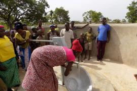 Mans Unides de Mallorca busca 70.800 euros para construir pozos en Togo