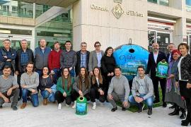 'Vidrio por la posidonia', nueva campaña para fomentar el reciclaje