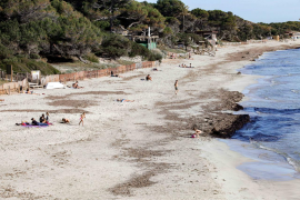 Sant Joan registra una temperatura récord para febrero de 23,7 grados