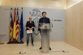 El fin de los cerramientos de las terrazas en Palma, más cerca